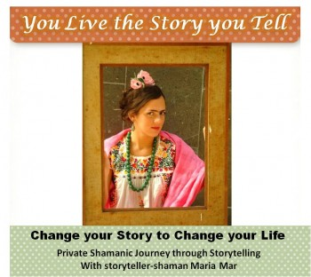 You Live the Story you Tell