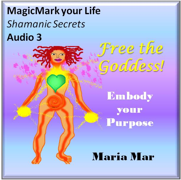 Free your Goddess! Embody your Purpose