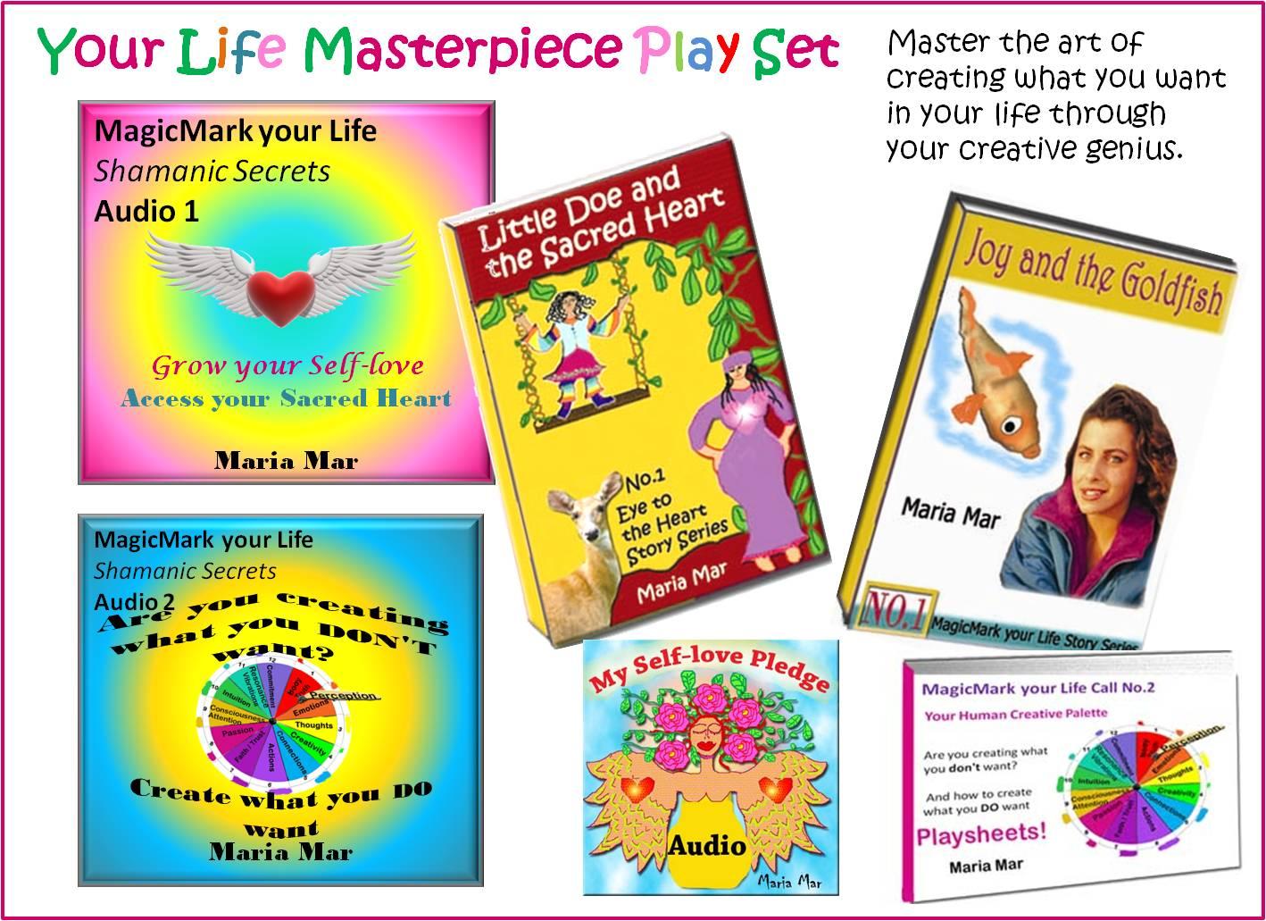 Life Masterpiece Play Set