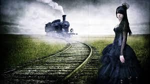 waiting-train-girl-black-blindfold