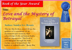 Book of the Year Award: Love and the Mystery of Betrayal