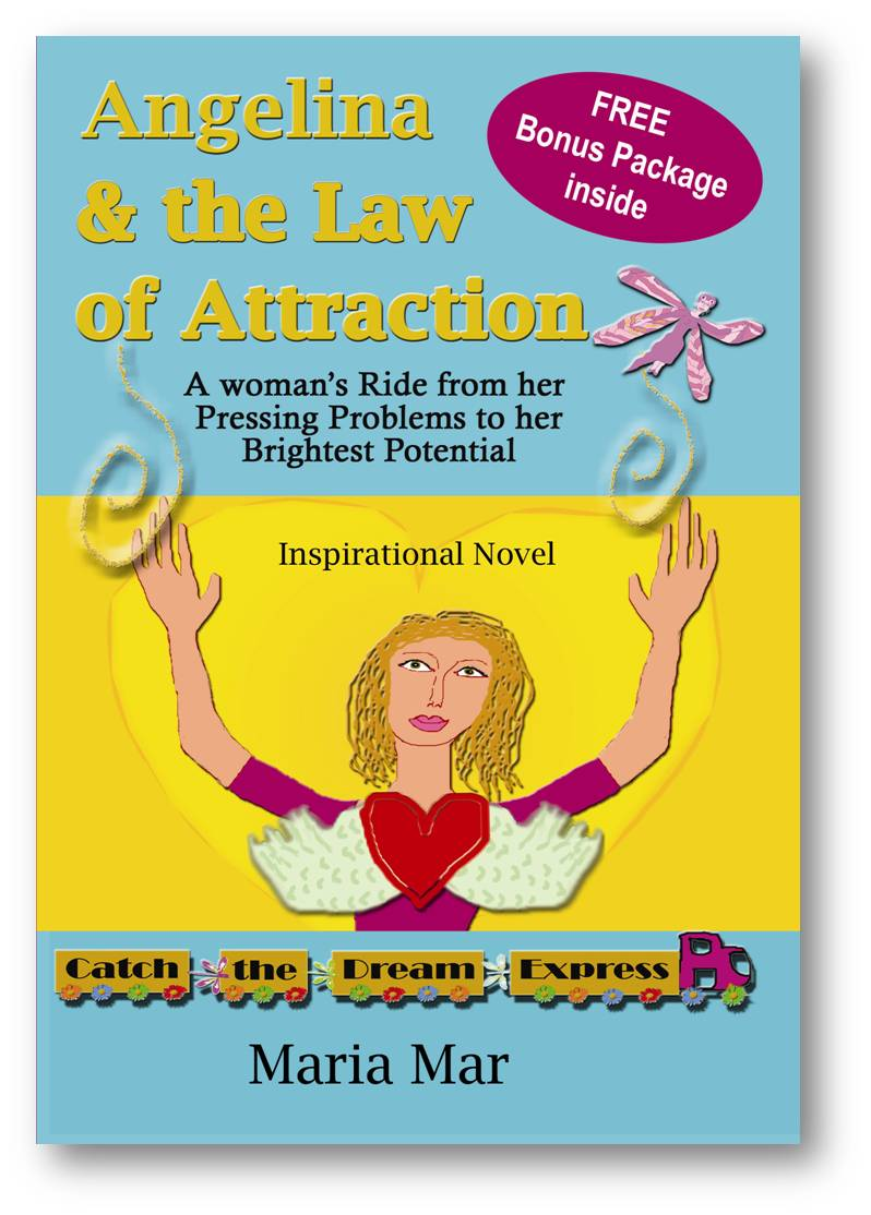 NOVEL: Angelina & The Law of Attraction