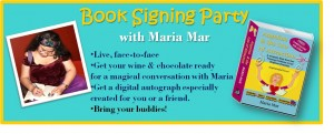 Join my Book Signing Party!