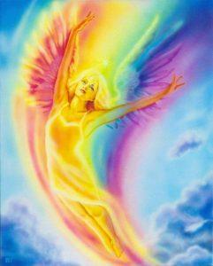 Magical Christmas Gift-No.7: The Magical Rainbow
