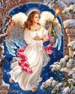 Magical Christmas Gift-No.5: The Christmas Angel