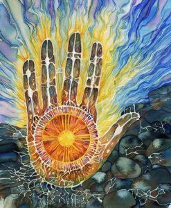 Magical Christmas Gift no. 2: The Sacred Hand