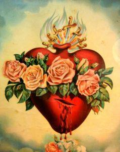 Magical Christmas Gift-No.6: The Flaming Heart