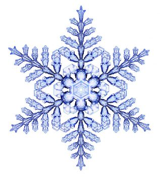 Magical Christmas Gift-No.11: The Magical Christmas Snowflake.
