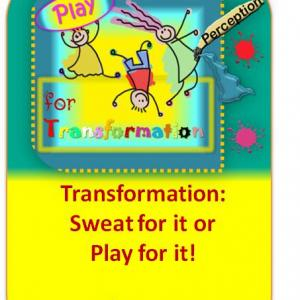 Artspiration-Play for Transformation