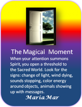 ARTspiration No. 35: the Magical Moment