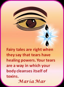ARTspiration No. 42- Healing Tears