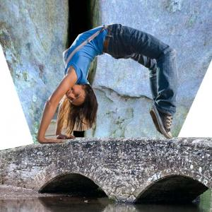 Don't bang your head against that wall:BEND it!