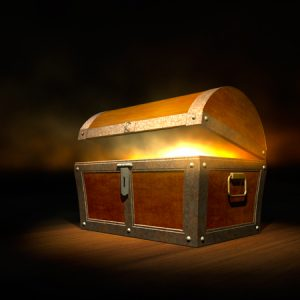 Magical Christmas Gift-No.8: The Magic Golden Chest.