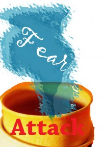 Release fear, release struggle