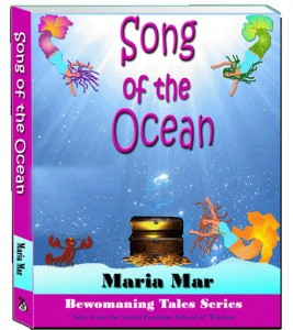 Celebrate Ocean Day and my Birthday with this magical story