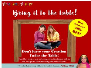 Bring your Offer to the Table!
